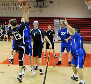 A day of basketball; Special Olympics hosts annual tournament