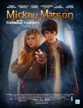 The Mickey Matson trailer