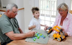 Lost in the system, grandparents raising grandchildren