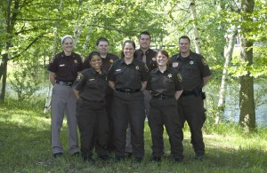 Corrections officers complete training