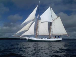 Tall ship tours