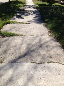 Owner of Rath home may be forced to pay for sidewalk repairs