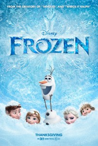 Movie review: 'Frozen' can warm your heart