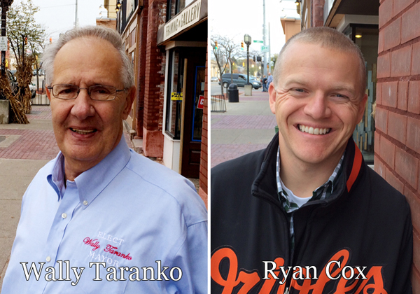 Ludington voters decide the next mayor Tuesday