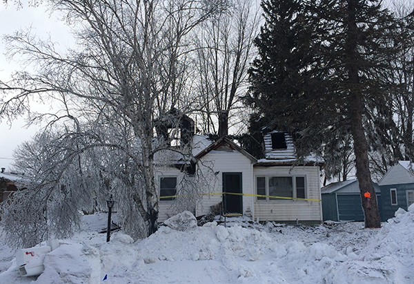 Electrical likely cause of Scottville fire