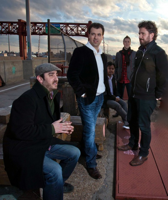 Red hot Gypsy jazz ensemble coming to West Shore