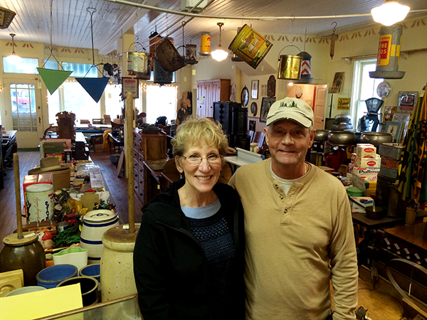 Hundreds expected for antique sale today in Scottville