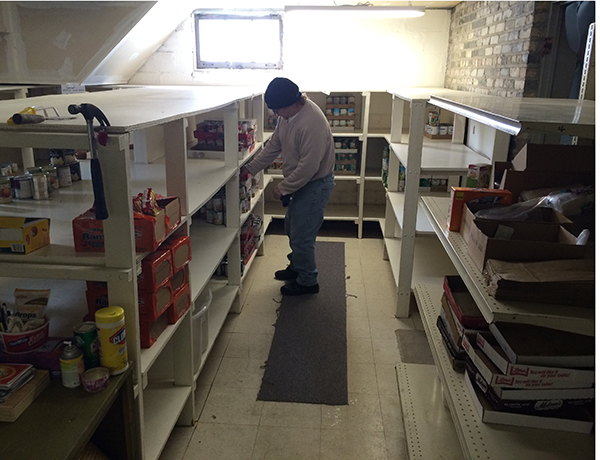 Salvation Army in need of food; offers assistance for utilities