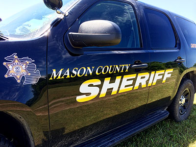 Man burns down tents, charged with arson
