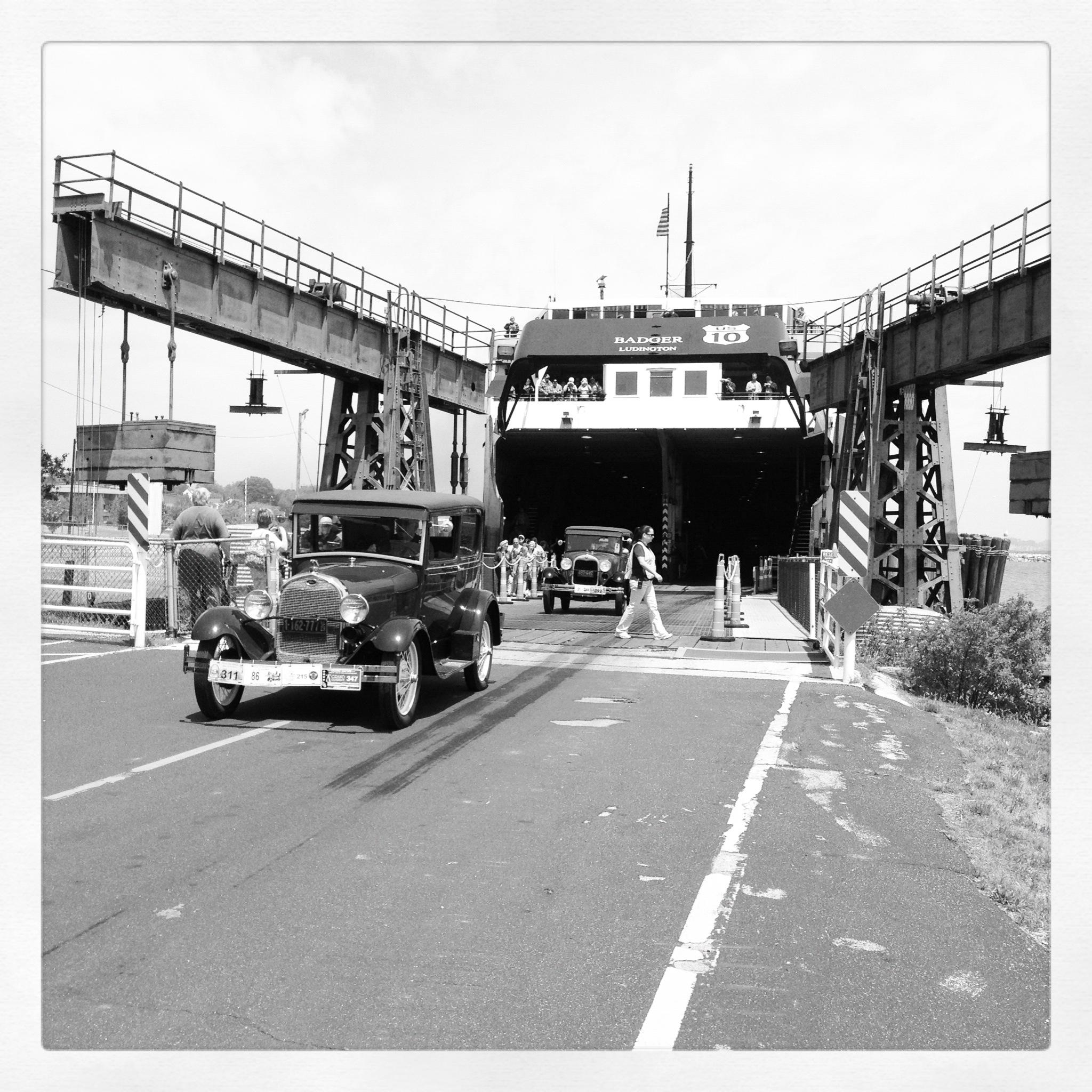 History: Mason County's highways, US 10.