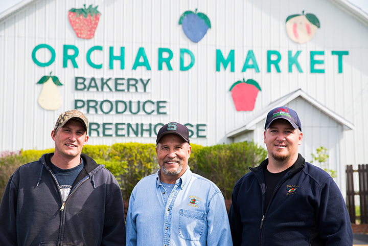 The Land: Orchard Market, a farm to table legacy.